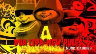 Download lagu Alvin and the chipmunk Dua Lipa-New Rules