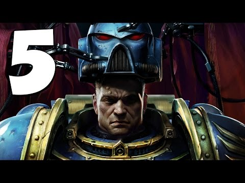 Let's Play Warhammer 40k: Space Marine ft. Mike (#5) - TBA
