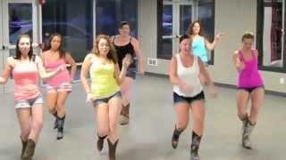 Line Dance - Bad Girl