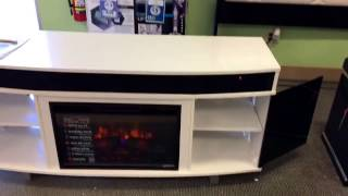 Bluetooth TV Stand Demo