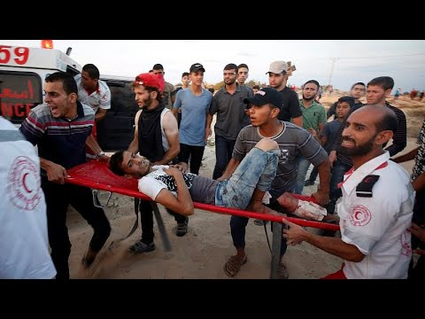 euronews (en français): Gaza : deux Palestiniens tués à la frontière