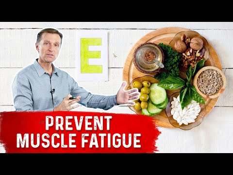 Vitamin E Corrects Muscle Dysfunction