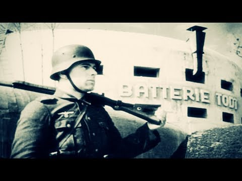 TODT BATTERY  -- GERMAN BUNKER Series -- INTRODUCTION