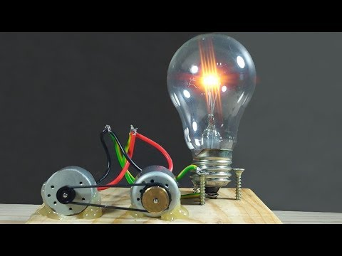 Free Energy Light Bulbs - Infinite Energy Source