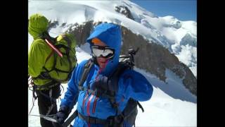 Mont Blanc Traverse - Aiguille Du Midi to Summit