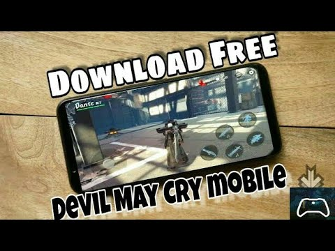 Devil May Cry Mobile Download Free For Android Latest Version Official Site (Capcrom) 🔥