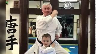 """Частичка SK """"Sheba-karate"""". продолжение..."""