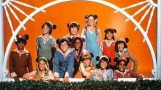 The 1977 New Mouseketeers sing Disco Mouse