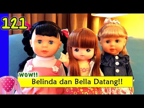 Mainan Boneka Eps 121 Belinda Dan Bella Datang, Unboxing Walking Doll 7L - S1P14E121 GoDuplo TV