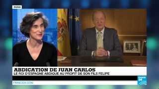 """Abdication de Juan Carlos : """"Ce que l"""