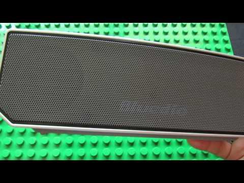 Unboxing Bluedio BS-3 Bluetooth Speaker