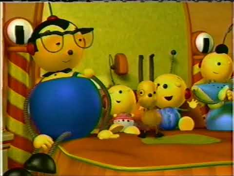 Playhouse Disney Commercials (10/07/1998)