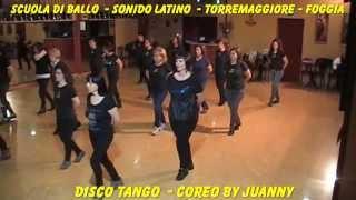 DISCO TANGO - SCUOLA DI BALLO SONIDO LATINO - BY PINO LUCIANO E BARBARA BRESCIA