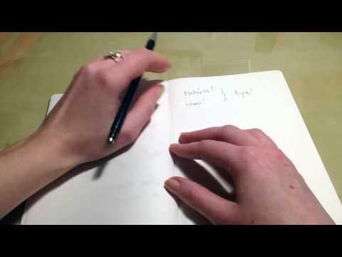 ASMR | little german lesson