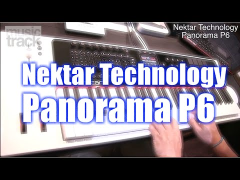 Nektar Panorama P6 Demo & Review[English Captions]