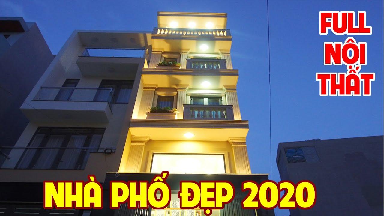 Bán Nhà Đẹp Gò Vấp 2020 Nhà phố chính chủ đẹp LUNG LINH sang trọng đẳng cấp