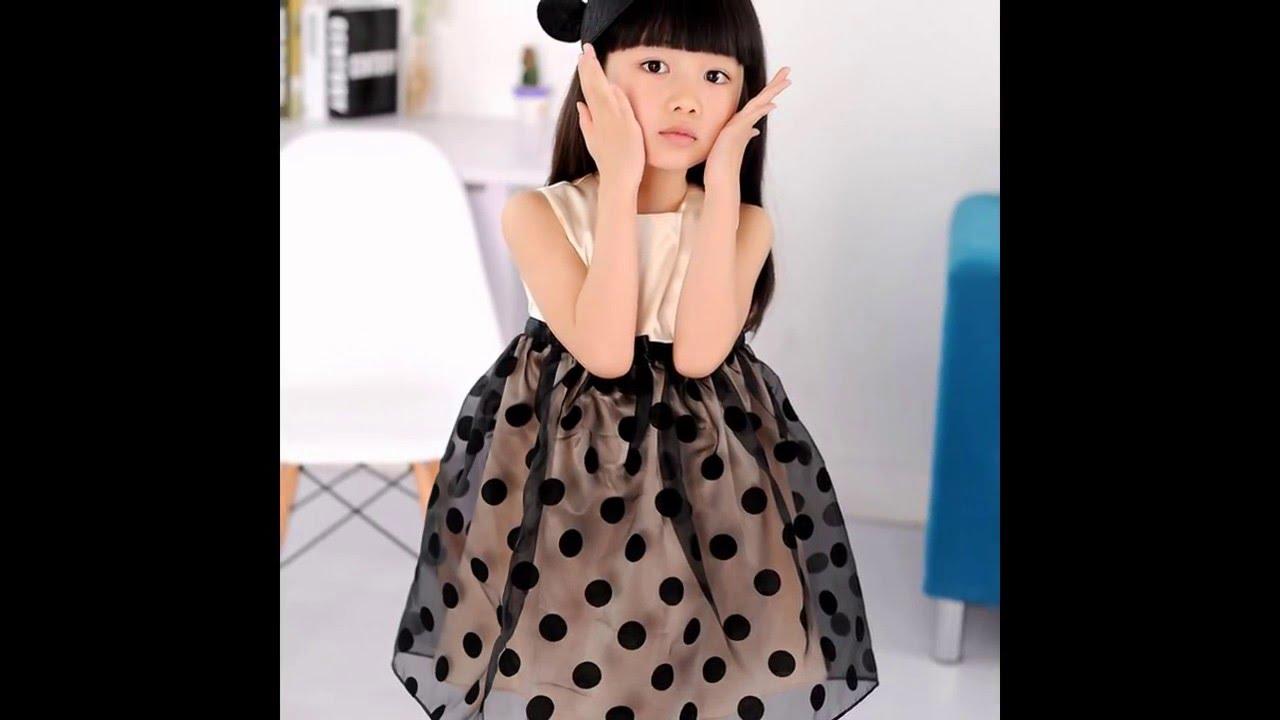 Modern dress casual - Modern Casual Dress For Girls