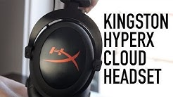 HyperX Cloud Pro Gaming Headset - Review & Mic Test