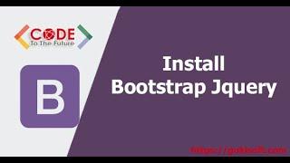 [ khóa học lập trình bằng Bootstrap] Hướng dẫn cài đặt bootstrap + jquery