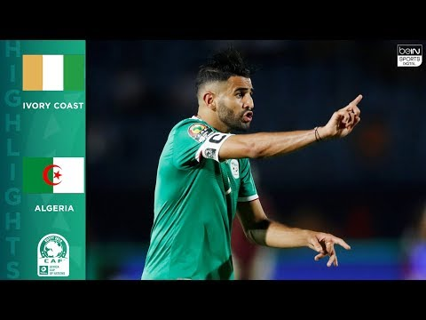 HIGHLIGHTS: Ivory Coast Vs. Algeria