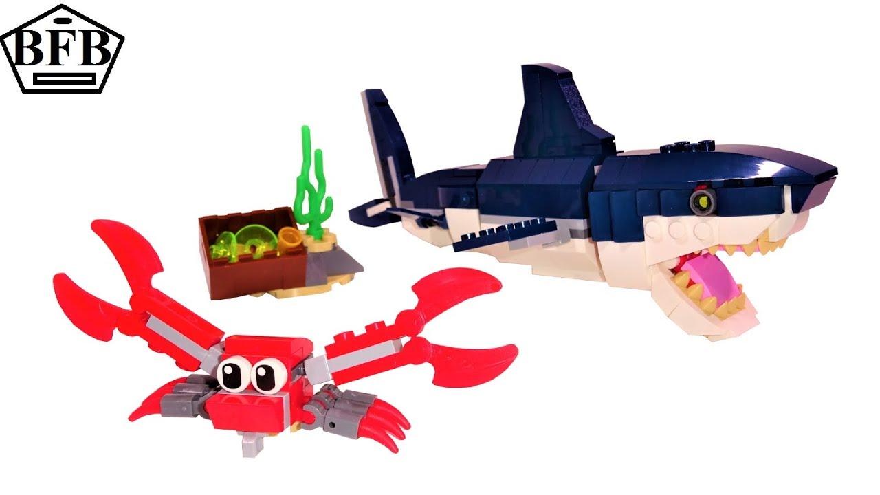 Bewohner der Tiefsee LEGO Creator 31088