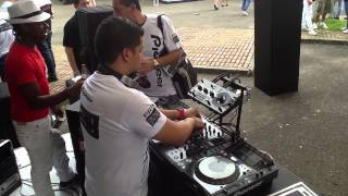 Dj Wild Car Audio Cali 2013 @DjWildCali @DjSolutionsCali Pioneer Dj
