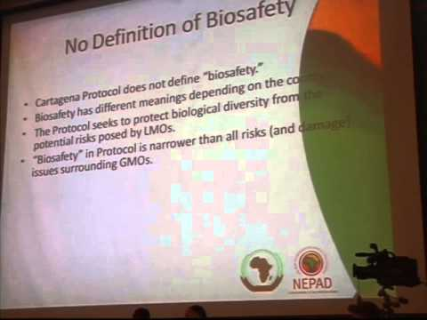 The Cartagena Protocol on Biosafety From Negotiation Implementation