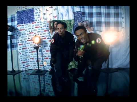 Community Season 3 - Troy & Abed's Jehovah Witness Rap