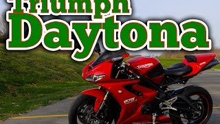 Regular Car Reviews: 2011 Triumph Daytona 675