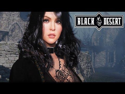 Black Desert - Conhecendo o Jogo! [XB1X] #AcademiaXbox