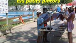 camping TER L´ESTARTIT-COSTA BRAVA,GIRONA ,SPAIN.wmv