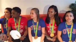 The Final Five played a Game of Superlatives - Facebook Live (08/23/16)