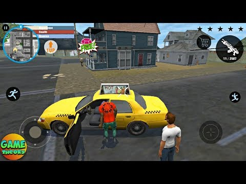 Real Gangster Crime New Update  #53 ( by Naxeex ) Android GamePlay FHD