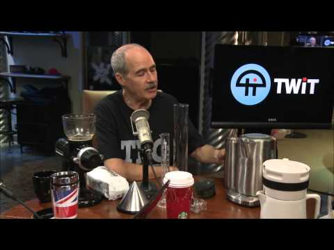 TWiT Live Specials 181: New Year's Eve: Brewing Coffee with Steve Gibson