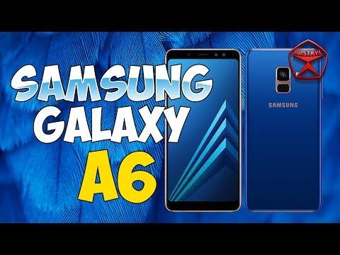 Samsung Galaxy A6 2018! (МУТАНТ) / Арстайл /