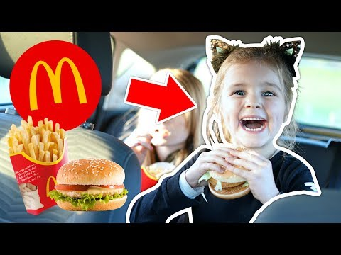 VEGAN KiD EATS MCDONALDS FOR FiRST TiME!!! 🍔🍟
