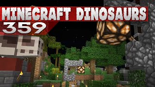 Minecraft Dinosaurs! || 359 || Path to Glacier