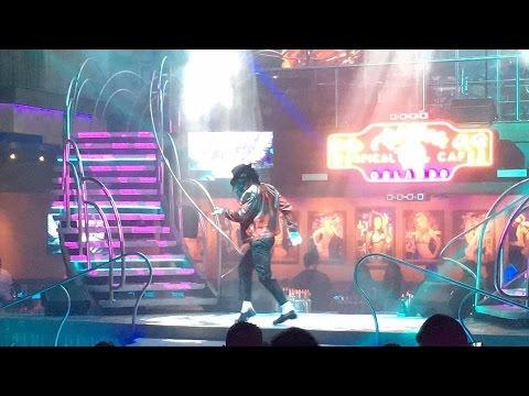 michael jackson performer mangos tropical cafe orlando fl 02 jan 2015 - Tropical Cafe 2015