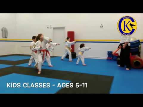 Chuck Norris System Charter School Spotlight - Cannon Karate in Corning, NY