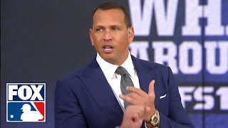 Alex Rodriguez: Boston is the most complete team in the American League   MLB WHIPAROUND