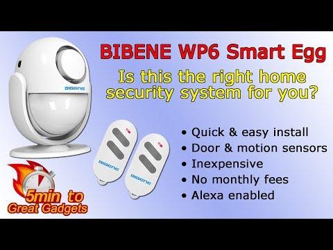 bibene-wp6-smart-egg-home-security-system