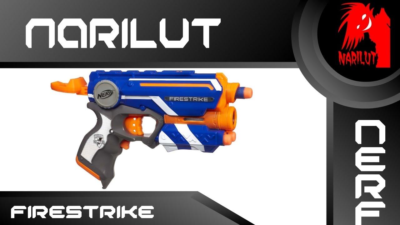 Обзор бластера Нёрф Элит Страйф Хасбро [Nerf N-Strike Elite Stryfe .