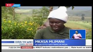 Watoto watatu wafariki baada ya nyumba yao kuteketezwa katika eneo la Mlima Elgon
