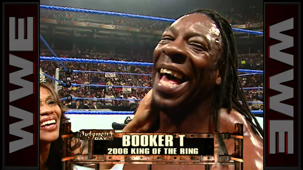 Wwe Booker T Quotes: Booker T Gets Crowned King Of The Ring In 2006