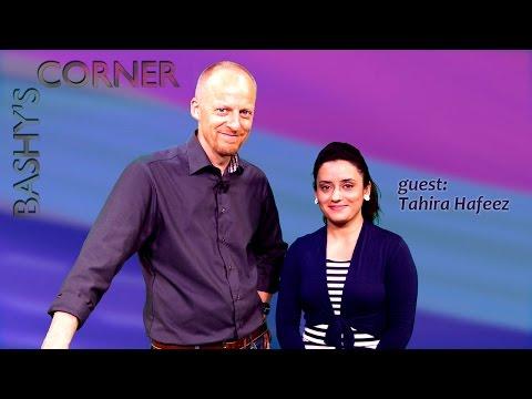 Bashy's Corner - Tahira Hafeez