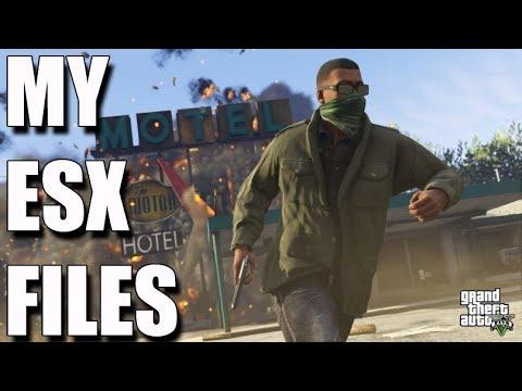 ESX Releases | RIBSosay
