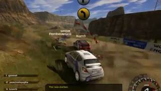 Play Xpand Rally Xtreme Multiplayer LAN Offline [part1]