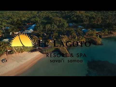 Welcome to Le Lagoto Resort | Savai