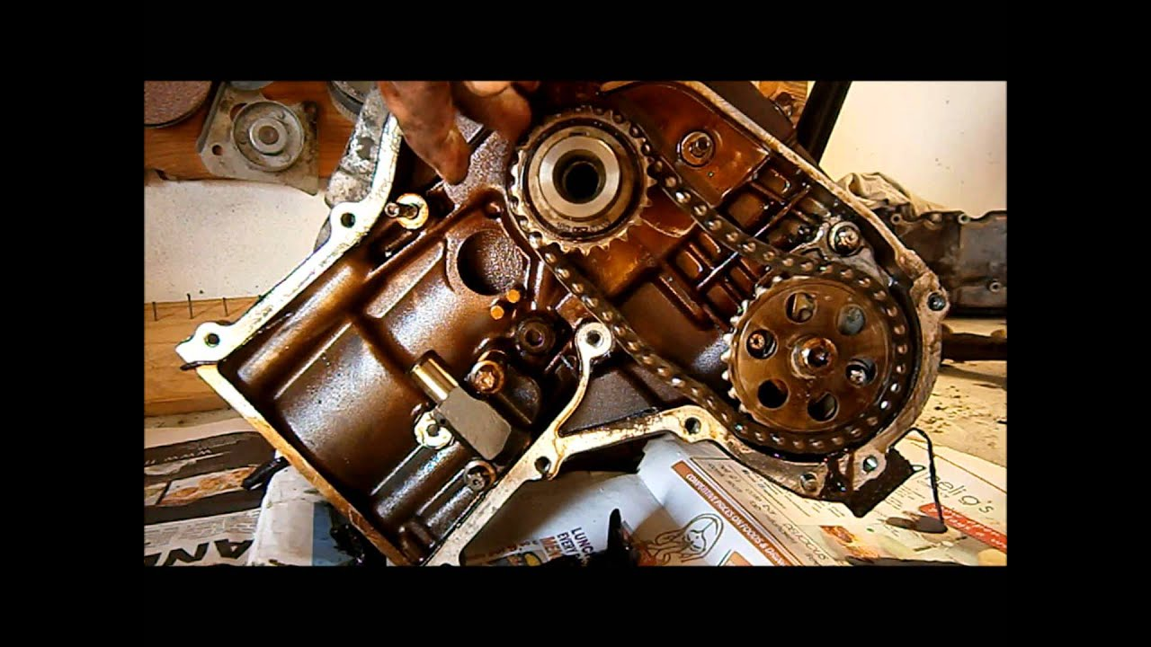 110 Engine Timing Diagram Loose Smart Engine Chain Youtube