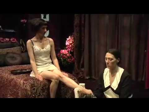 The Maids At Writers Theatre Clip 1 Youtube